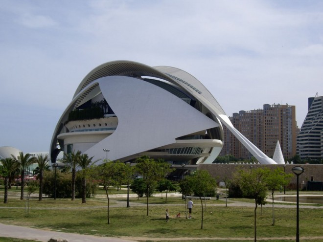 most beautiful places in america valencia city