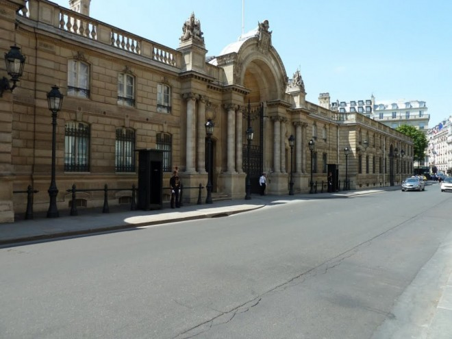places to visit in paris elysee palace