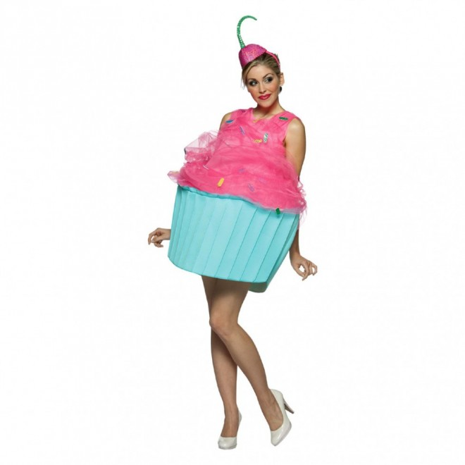 funny costumes cake