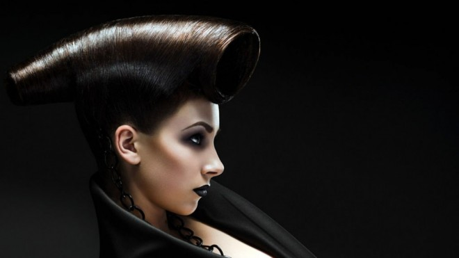 funny hairstyles crazy