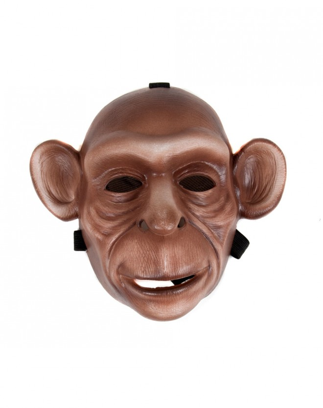 funny mask monkey