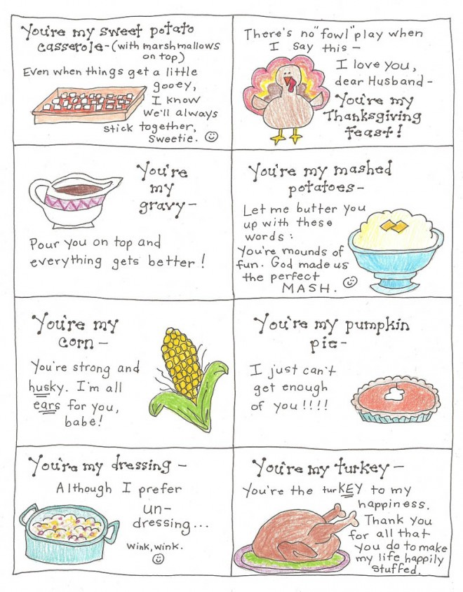 funny thanksgiving pictures invites