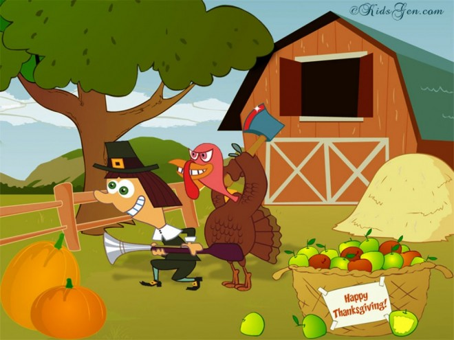 funny thanksgiving pictures kill