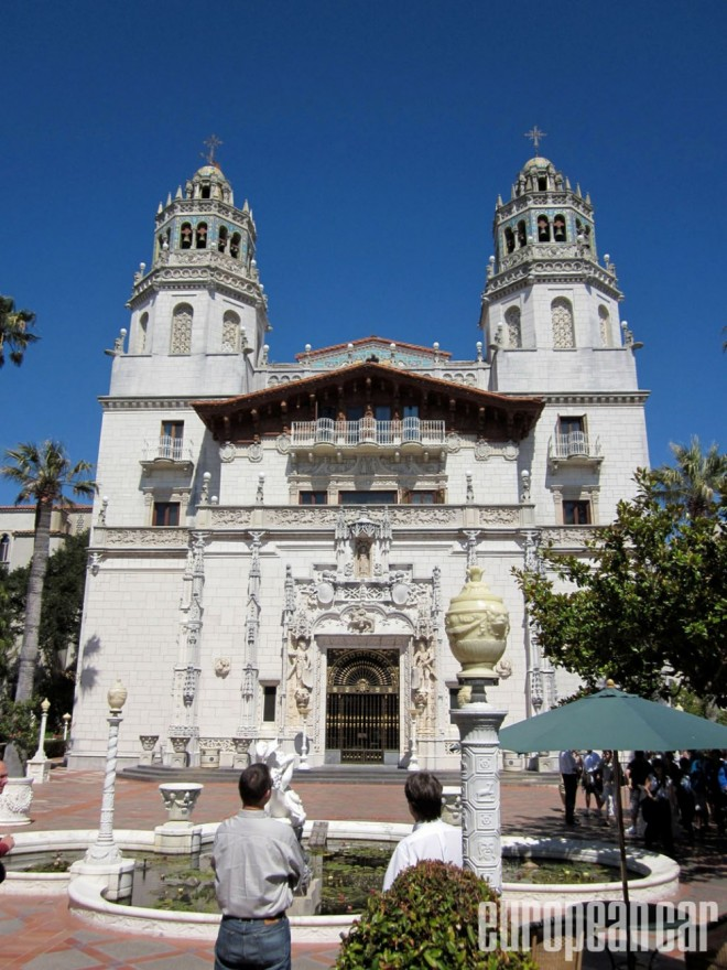 places to visit in california hearst castle