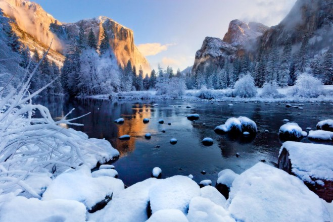 places to visit in california yosemite national park
