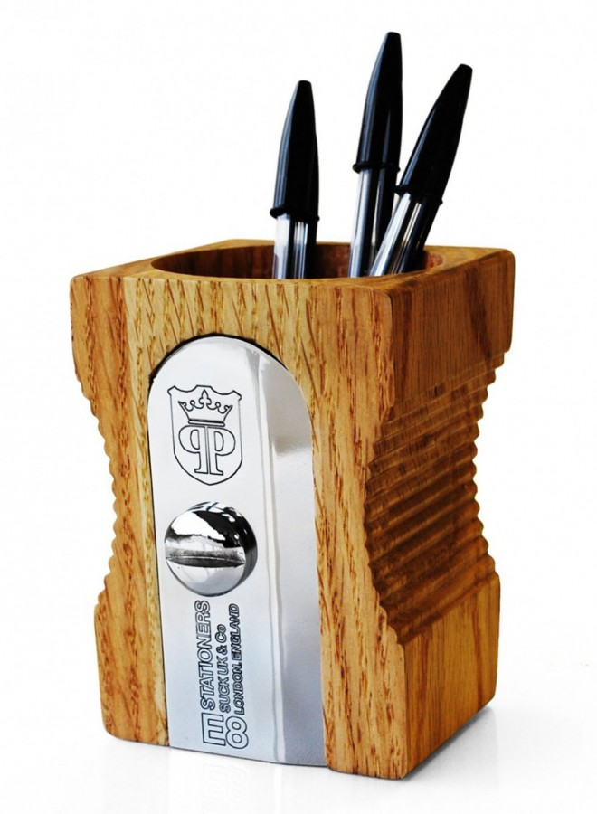 funny gadgets pen stand