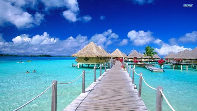 beautiful beaches bora bora tahiti