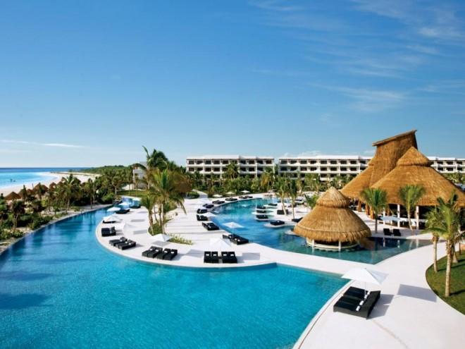beautiful beaches maroma mexico