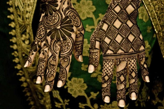 mehndi designs backhand