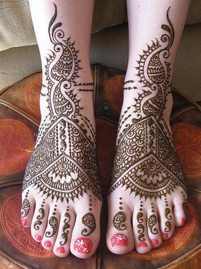 mehndi designs bridal