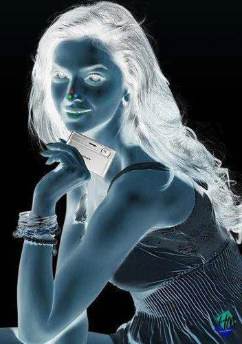 Amazing Illusion - Negative to Real Photo by seeing 30 sec