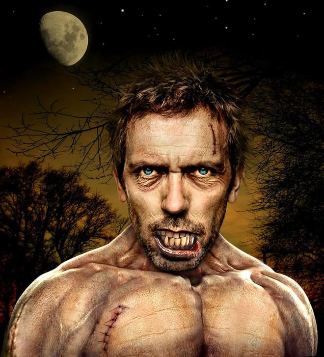 Hugh-Laurie-monster