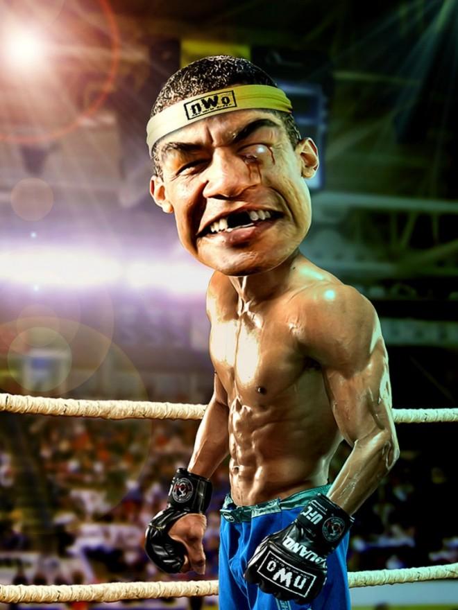 Obama-fighter