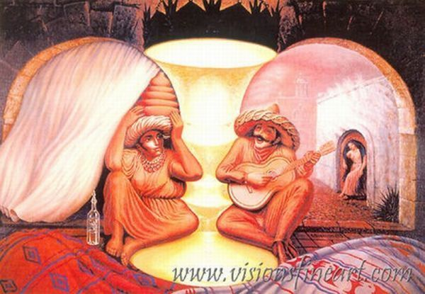 Optical Illusion Images Gif Funny (1)