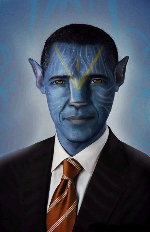 obama avatar