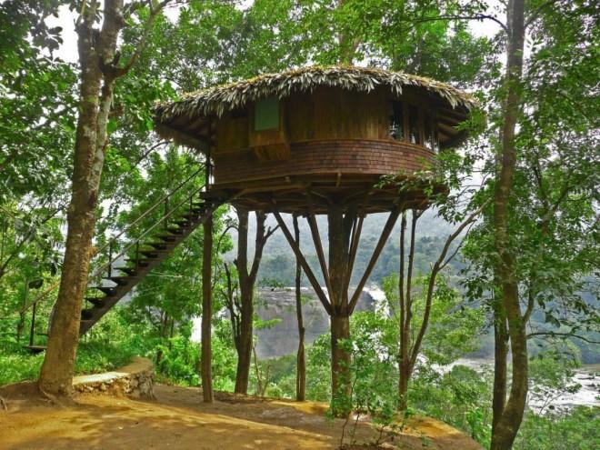 tree house simple