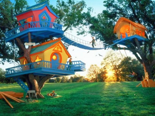 tree house kids