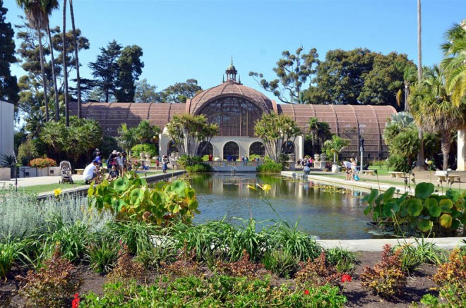 places to visit in california balboa park