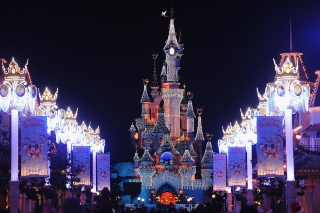 most beautiful places in america disney magic world