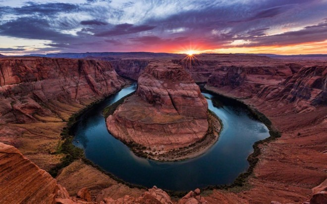 most beautiful places in america horseshoe bend