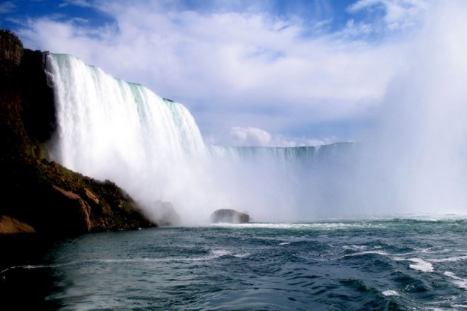most beautiful places in america niagara falls