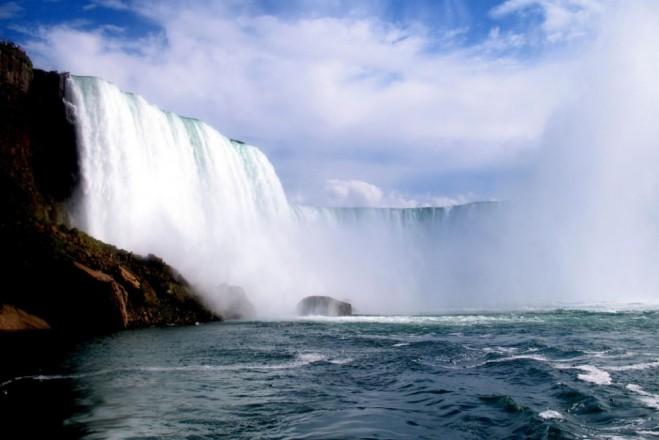 most beautiful places in america niagara falls