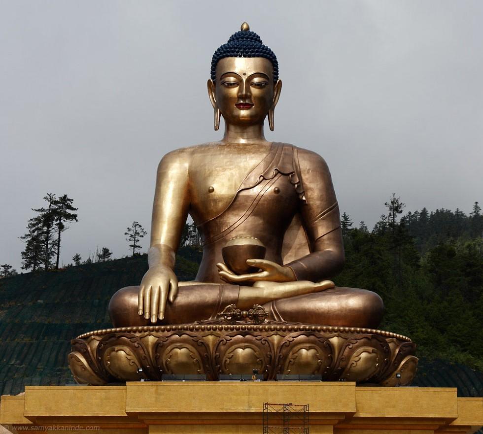 buddha dordenma statue buddha point0