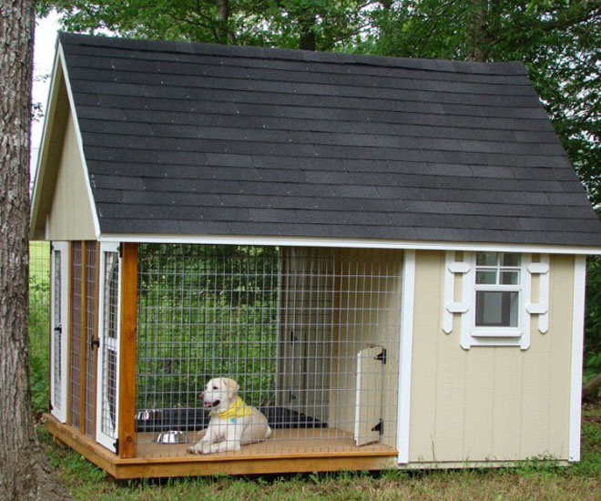 Easy Dog House Plans | Free Printable House Plans Ideas