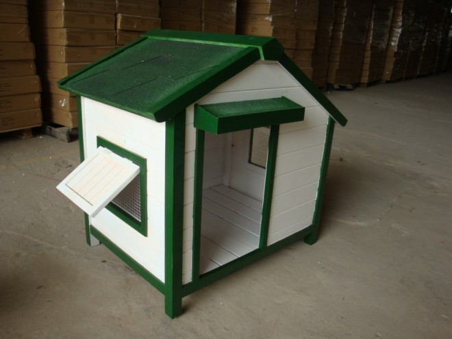 dog house plans wooden