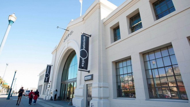 places to visit in california exploratorium