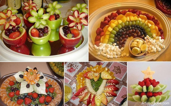 fruit art design