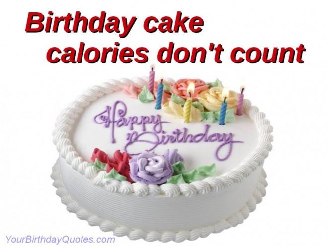 funny birthday wishes cake