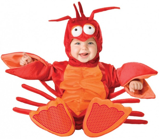 funny costumes crab