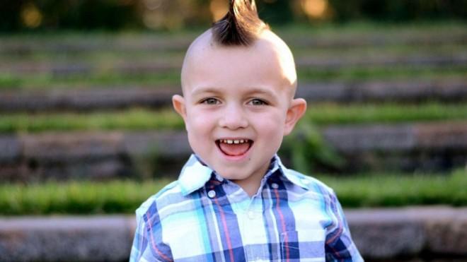 funny hairstyles cute boy