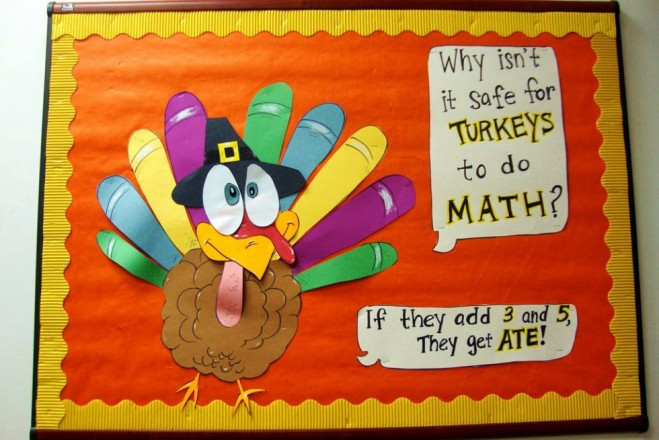 funny thanksgiving pictures math