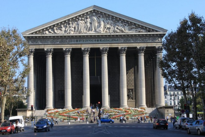 places to visit in paris la madeleine
