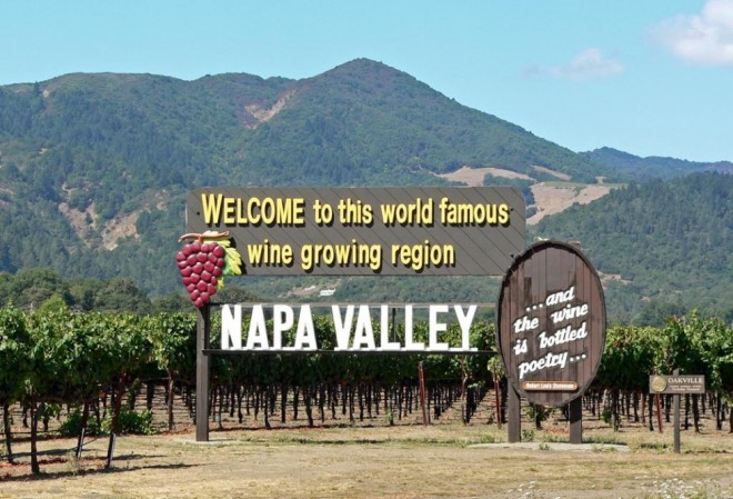 places to visit in california napa valley AVA