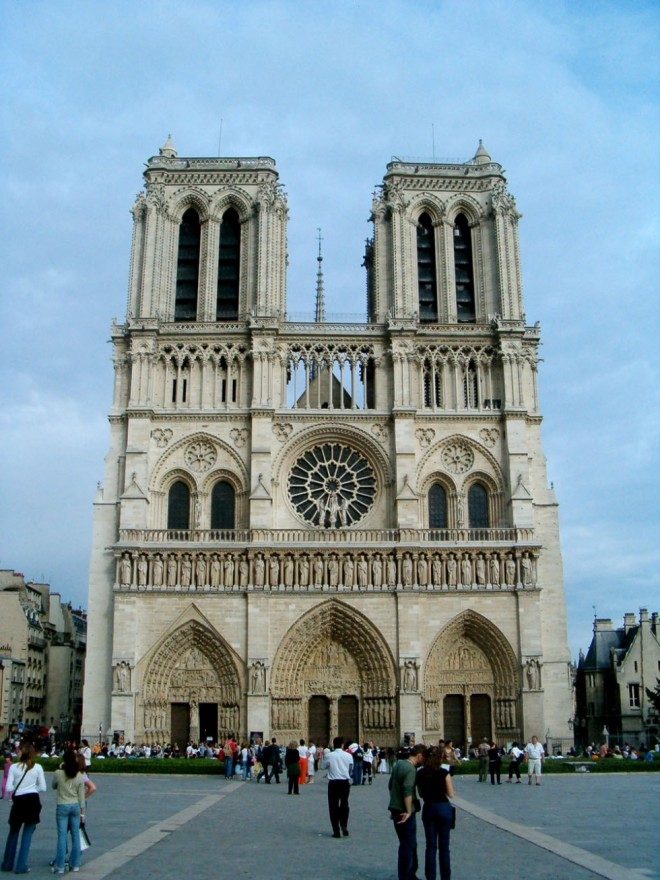 places to visit in paris notre dame