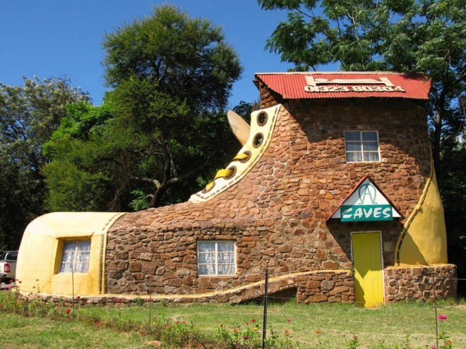 20 Unusual And Weird Houses Around The World