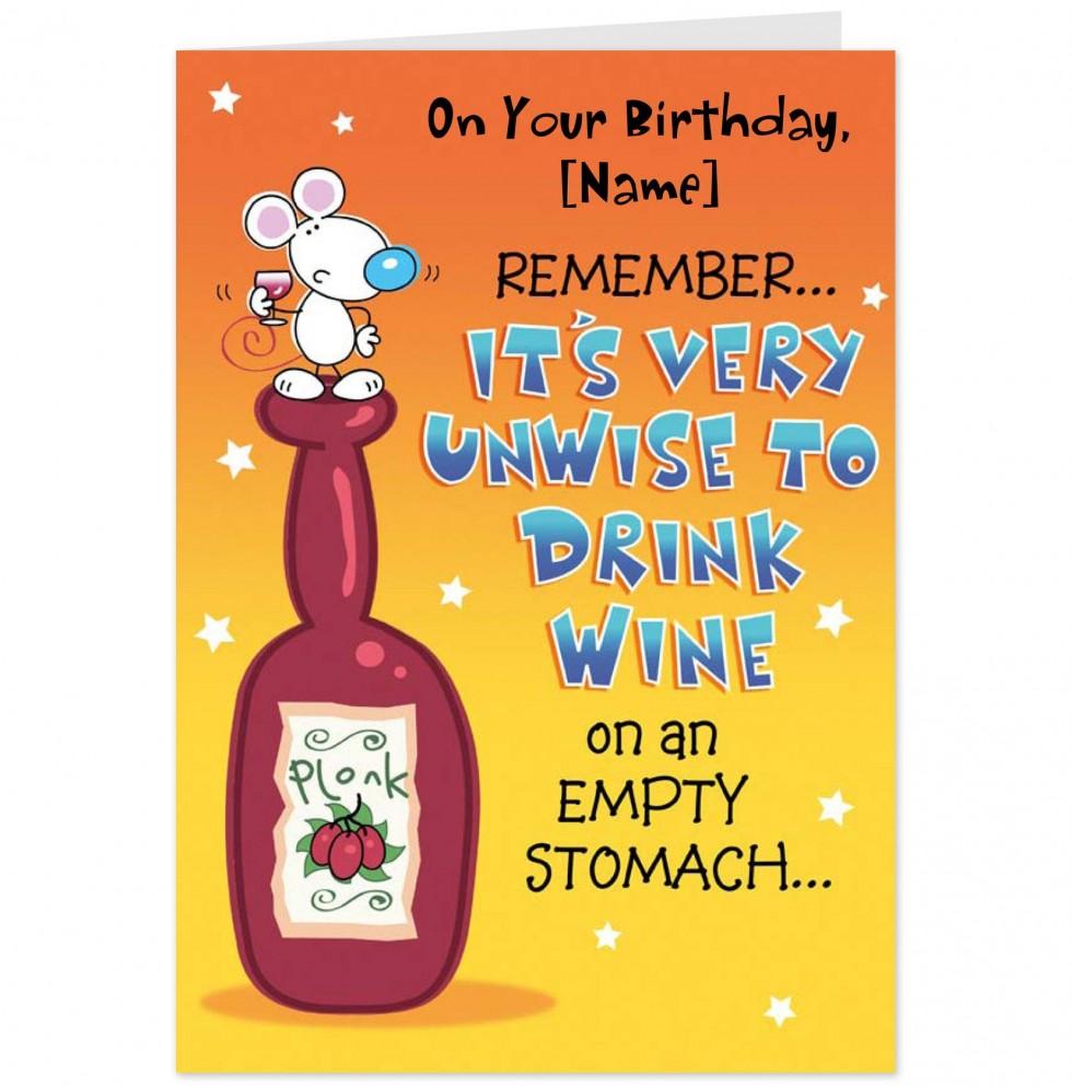 funny birthday quotes 3