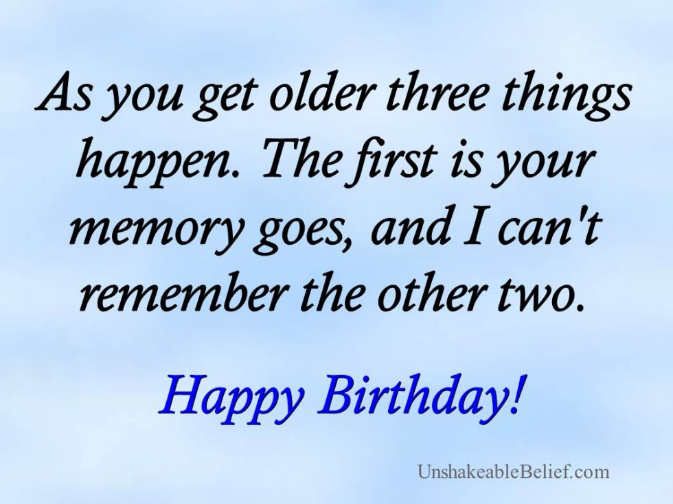 funny birthday quotes 5