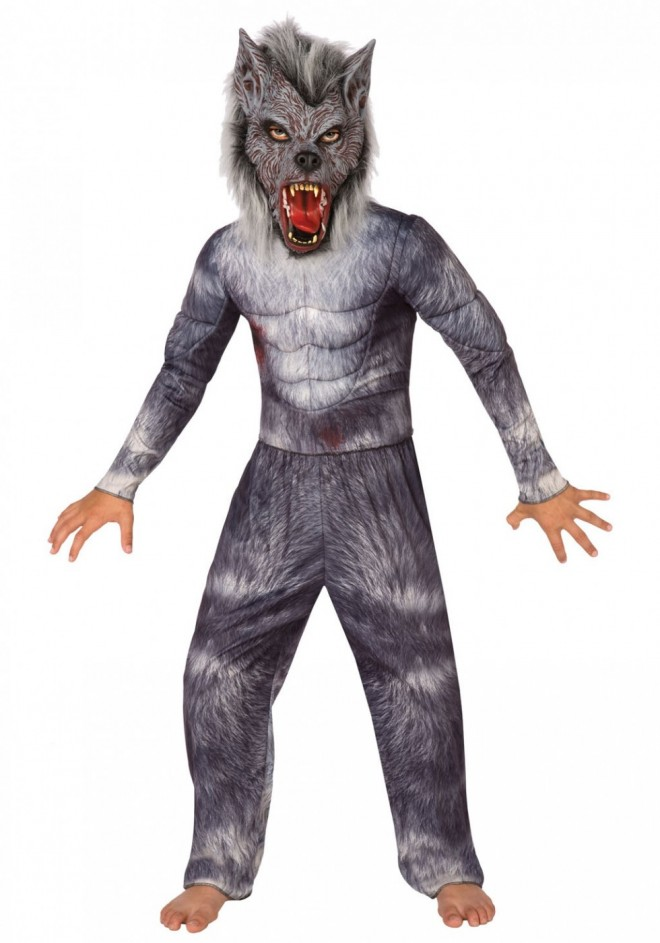 funny halloween costumes werewolf