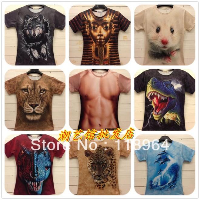 funny t shirts 3d