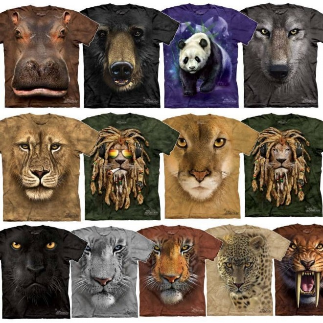 funny t shirts animal