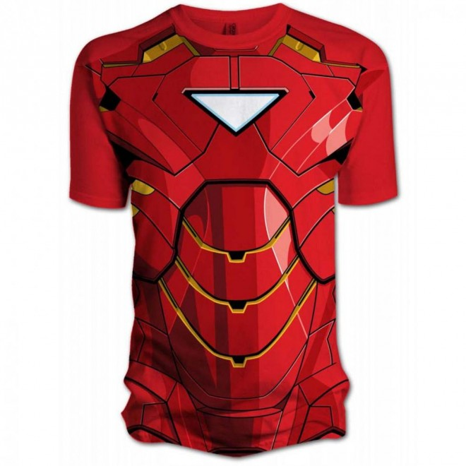 funny t shirts iron man