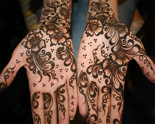 mehndi designs cute