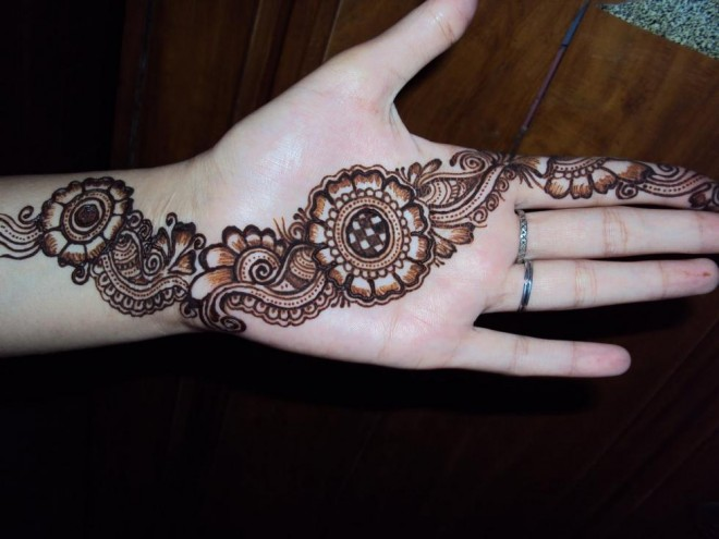 mehndi designs party