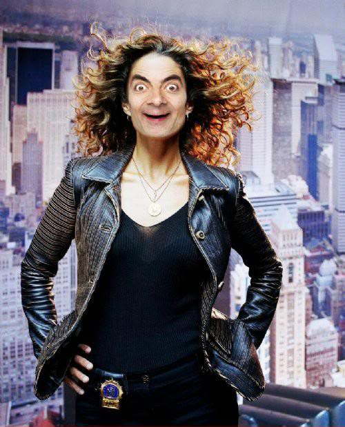25 Funniest Mr Bean Pictures - Photo manipulation with celebrity ...
