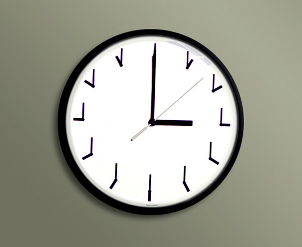 unusual wall clock design creative brilliant amazing funny clock watch