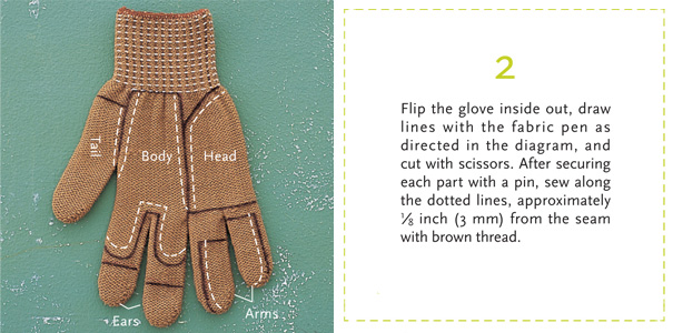 20 creative and awesome do it yourself project ideas for Diy plastic gloves
